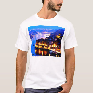 T-shirt Porto, Portugal par DocPreacher