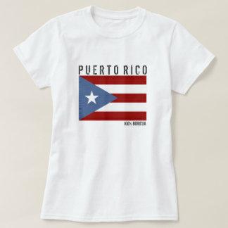 T-shirt Porto Rico Boricua