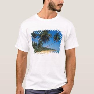 T-shirt Porto Rico, Isla Verde, palmiers