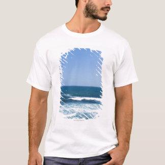 T-shirt Porto Rico, vieux San Juan, paysage marin
