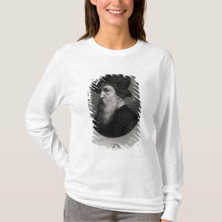T-shirt Portrait Benvenuto Cellini gravé par