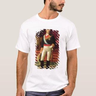 T-shirt Portrait d'Alfonso XII 1876