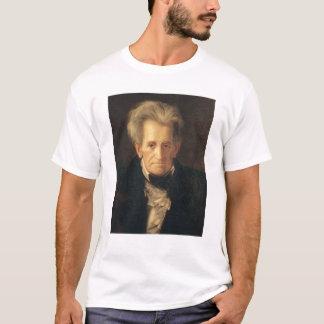 T-shirt Portrait d'Andrew Jackson