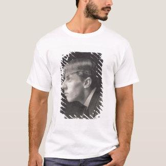 T-shirt Portrait d'Aubrey Beardsley (1872-98) par Frederic