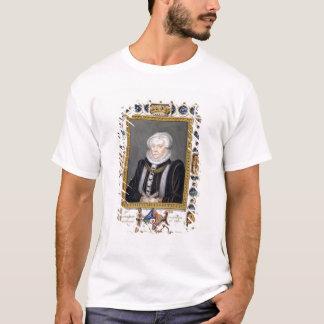 T-shirt Portrait de 1515-78) comtesses de Margaret Douglas