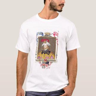T-shirt Portrait de 1558-1605) 3èmes comtes o de George