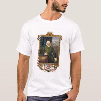 T-shirt Portrait de 4ème comte de James Douglas