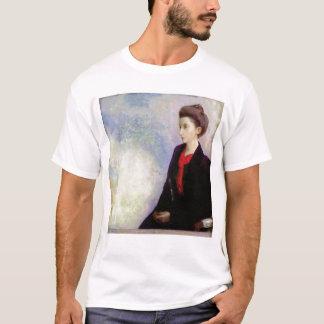 T-shirt Portrait de baronne Robert de Domecy, 1900