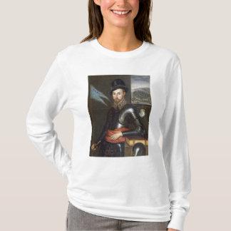 T-shirt Portrait de Bertie pérégrine