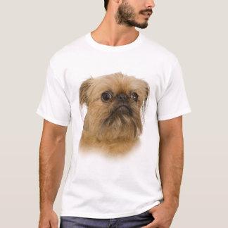T-shirt Portrait de brux de griffon