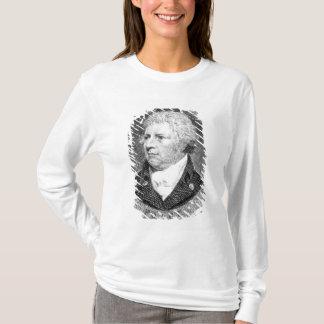 T-shirt Portrait de capitaine Thomas Foley