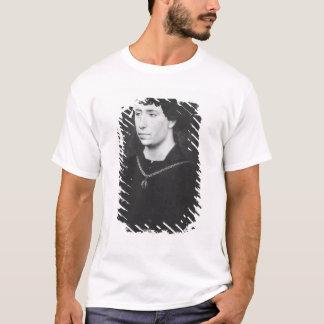 T-shirt Portrait de Charles l'audacieux