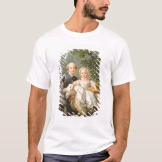 T-shirt Portrait de Charles Philippe de la France