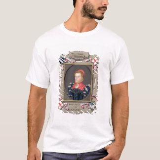 T-shirt Portrait de compte d'Elizabeth Fitzgerald