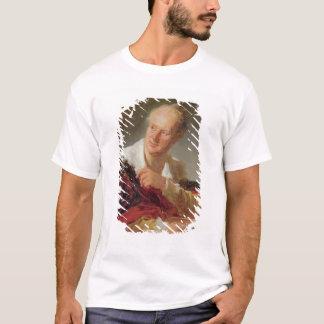 T-shirt Portrait de Denis Diderot c.1769