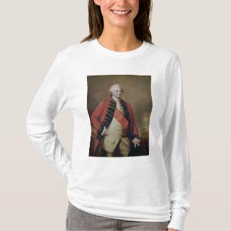 T-shirt Portrait de ęr baron Clive, 1773 de Robert Clive