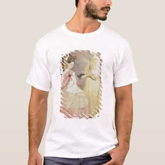 T-shirt Portrait de Florence Nightingale et de elle