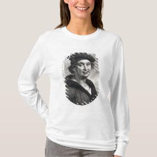 T-shirt Portrait de Francois Villon