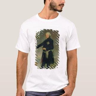 T-shirt Portrait de Frederick II le grand, 1772
