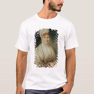 T-shirt Portrait de friture d'Elizabeth