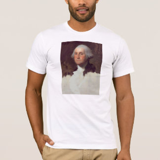 T-shirt Portrait de George Washington par Gilbert Stuart