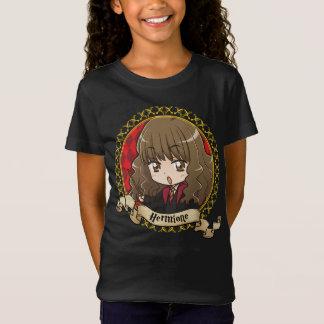 T-Shirt Portrait de Hermione Granger d'Anime