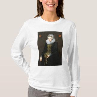 T-shirt Portrait de Justina van Teylingen, 1616