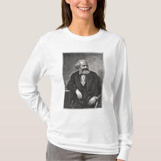 T-shirt Portrait de Karl Marx 1857