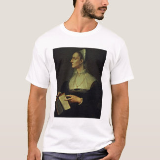 T-shirt Portrait de Laura Battiferri, c.1555-60 (panneau)