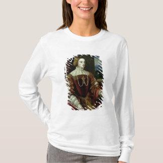 T-shirt Portrait de l'impératrice Isabella du Portugal