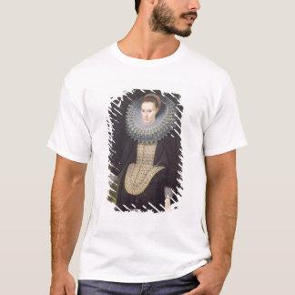 T-shirt Portrait de Madame, 1613 (huile sur le panneau)