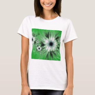 T-shirt Portrait de marguerite
