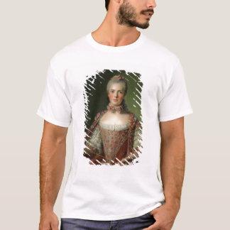 T-shirt Portrait de Marie Adelaïde 1756