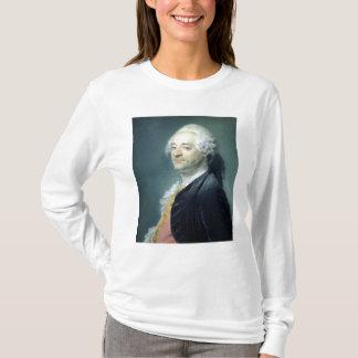T-shirt Portrait de Maurice Quentin de la Tour, 1750