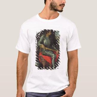 T-shirt Portrait de Medici, 1534 d'Alessandro (huile sur