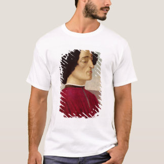 T-shirt Portrait de Medici c.1480 de Giuliano