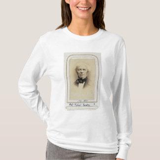 T-shirt Portrait de Michael Faraday (1791-1867) (albumen p