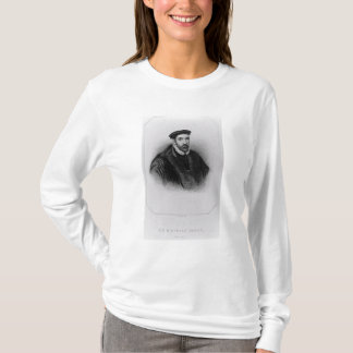 T-shirt Portrait de monsieur Nicholas Bacon
