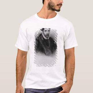 T-shirt Portrait de monsieur Nicholas Bacon