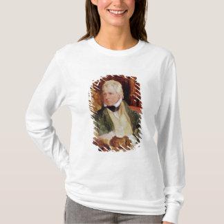 T-shirt Portrait de monsieur Walter Scott
