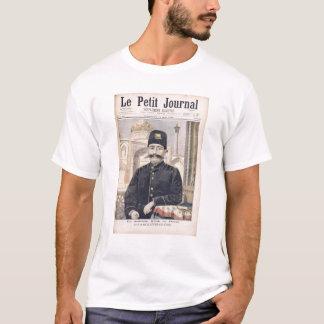 T-shirt Portrait de Mozzafer-ed-Vacarme de Shah