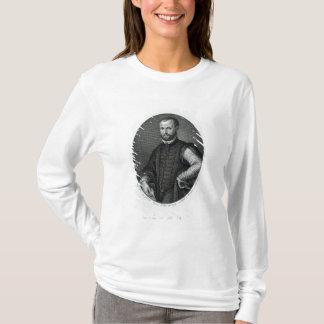 T-shirt Portrait de Niccolo Machiavelli