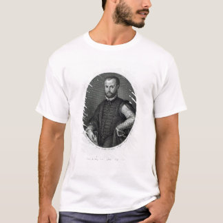 T-shirt Portrait de Niccolo Machiavelli