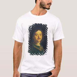 T-shirt Portrait de Peter le grand