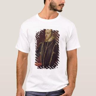 T-shirt Portrait de Philip II de l'Espagne