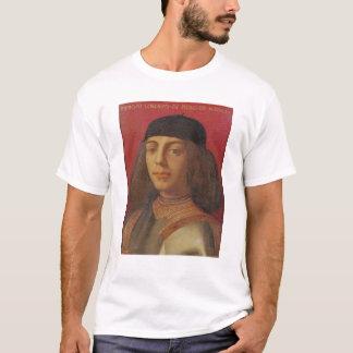 T-shirt Portrait de Piero di Lorenzo De Medici