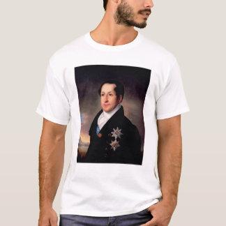 T-shirt Portrait de prince Sergej Golitsyn, après 1828