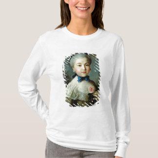T-shirt Portrait de princesse Charlotte Sophia