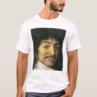 T-shirt Portrait de Rene Descartes c.1649