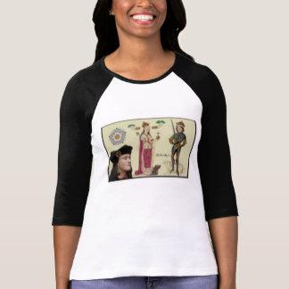 T-shirt Portrait de Richard III, sa famille à